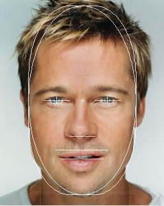 Human face beauty and the golden ratio unveiled by phimatrix software there are of course differences by person but this gives a basic golden ratio dimensional layout of the face from which comparisons can be made ccuart Image collections